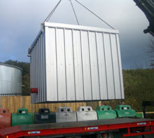 Pre Fabricated Pump House